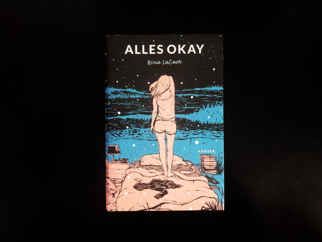 Buchtipp Alles Okay Buchcover