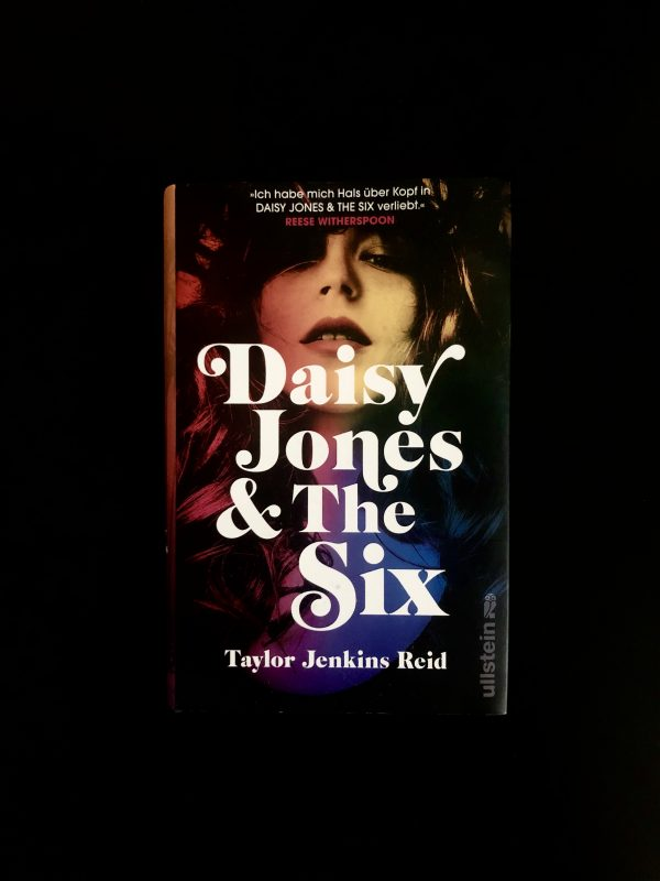 Buchcover des Buches Daisy Jones and The Six